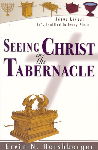 Seeing Christ in the Tabernacle for sale  Delivered anywhere in USA
