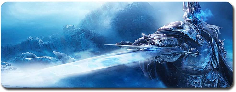 Mauspad World Of Warcraft Wow Mauspad Professionelle Gaming Mouse Pad Computer