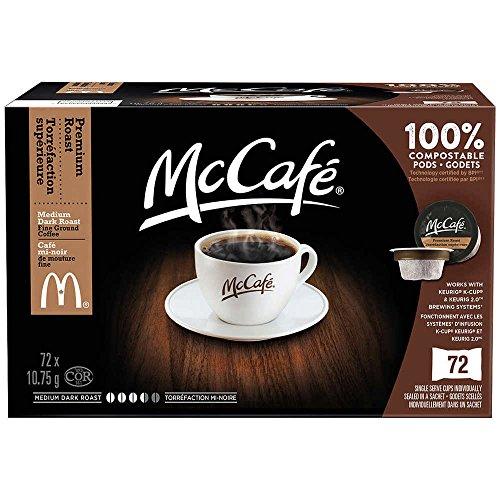 mccafe-keurig-premium-medium-dark-roast-fine-ground-coffee-72-compostable-pods-1075g-each