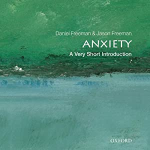 Anxiety: A Very Short Introduction  Audiobook