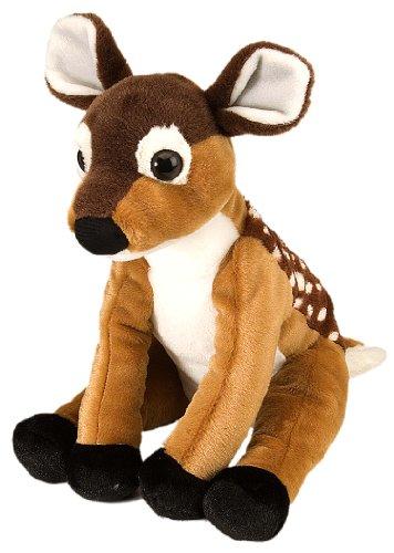 Wild Republic Fawn Plush, Stuffed Animal, Plush Toy, Gifts for Kids, Cuddlekins 12 Inches