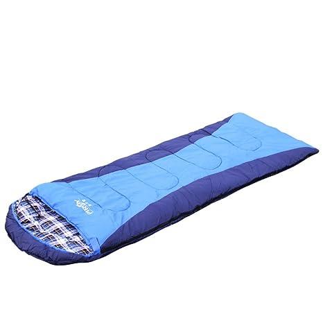 DHWJ Espesar el Saco de Dormir de Camuflaje Sobre,Saco de Dormir de Camping al
