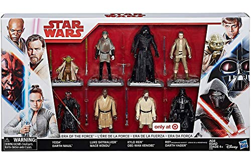 Star Wars Era of the Force 8 Pack Exclusive