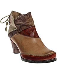 Corkys Rags Fashion Womens Boots-Tan