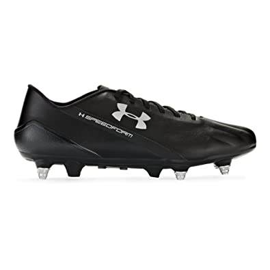 Under Armour UA SpeedForm CRM LTHR 8 Black