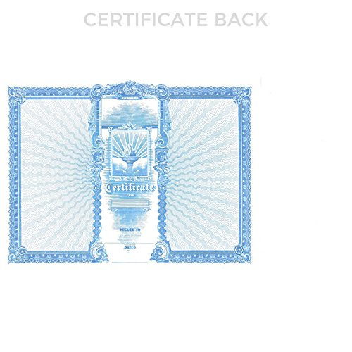 Goes 366 Stock Certificate - Pack of 100