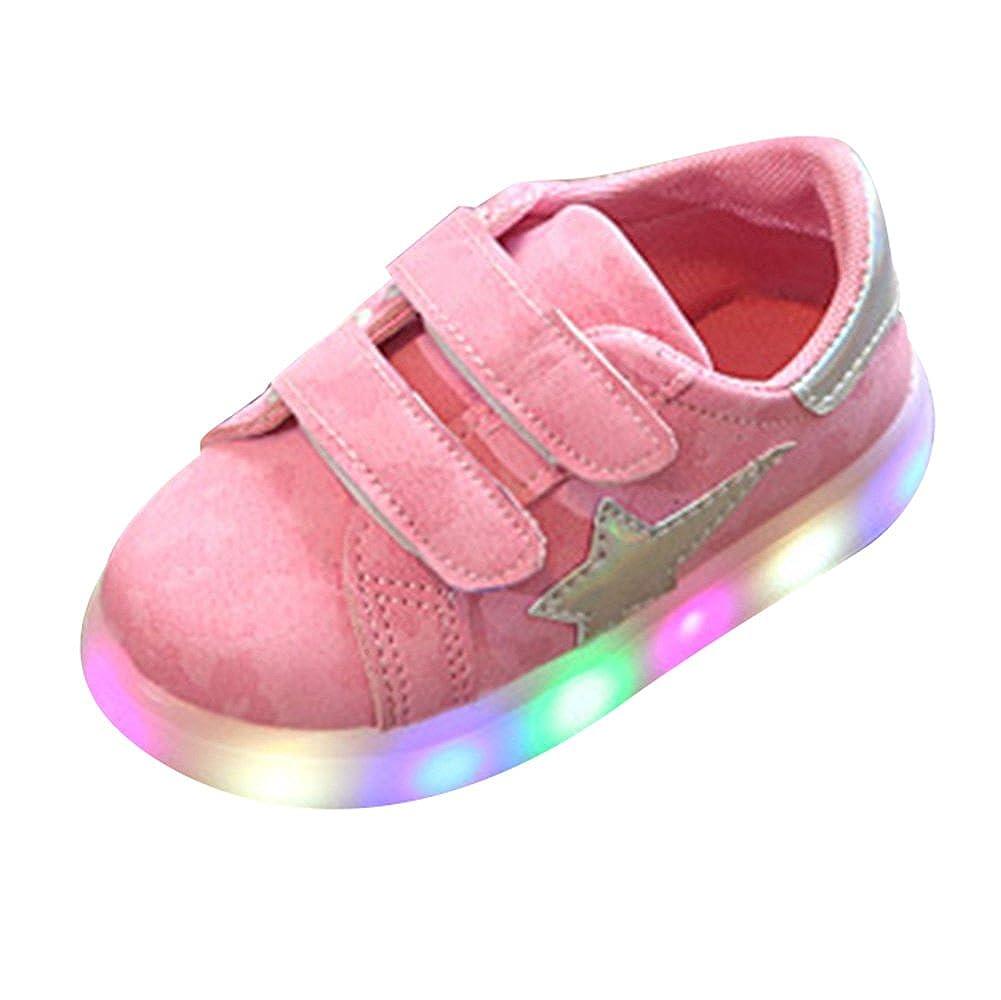 dei Scarpe Ragazzi Ragazzi dei Bambini Piccoli Hibote I LED ExBq7wHB0