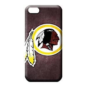 iphone 5 5s phone carrying skins High Quality Protection Fashionable Design washington redskins 6