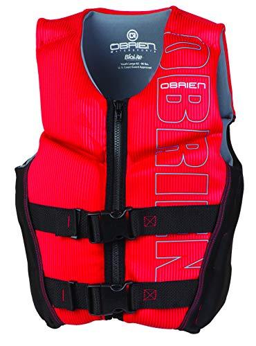O'Brien Youth Large Flex V-Back Life Jacket (64-88 lbs)