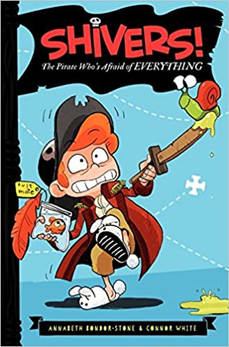 Amazon com: The Pirate Who's Afraid of Everything (Shivers