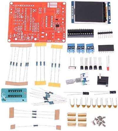 Coomir GM328 Transistor Tester Diodo Cap ESR Volt Freq Meter PWM Generador De Se/ñal DIY