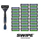 Best Razors - SWIPE 6-Blade Shaving Kit Review