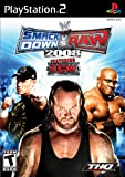 WWE Smackdown vs Raw 2008 - PlayStation 2