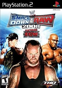 WWE SmackDown vs. Raw 2008 - PlayStation 2