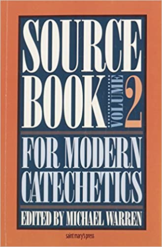 Book Sourcebook for Modern Catechetics, Vol. 2 (1997-04-03)