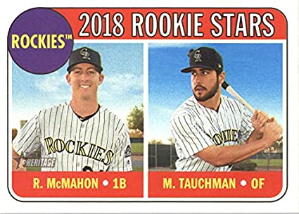 Ryan McMahon and Mike Tauchman