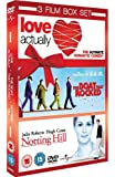 Boat That Rocked/Love Actually/Notting Hill [DVD]
