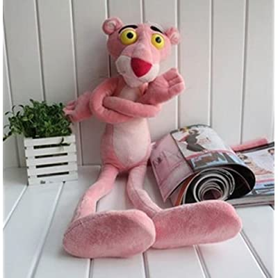 15inch Pink Panther Animals Stuffed Plush Toy Doll for Boys Girls Gift: Toys & Games