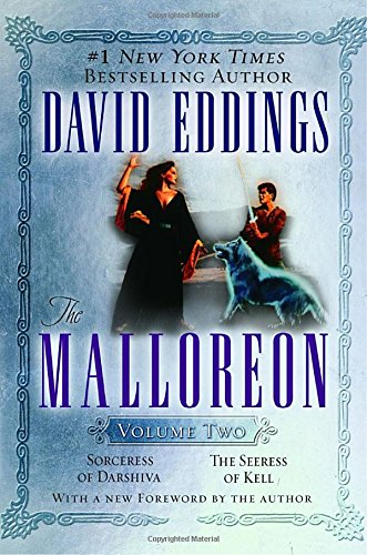 The Malloreon, Vol. 2 (Books 4 & 5): Sorceress of Darshiva, The Seeress of Kell (Kells Place)