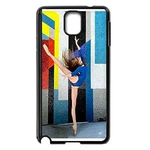Elegant Dancer Case Cover Best For Samsung Galaxy NOTE4 Case Cover FGJK-U486055