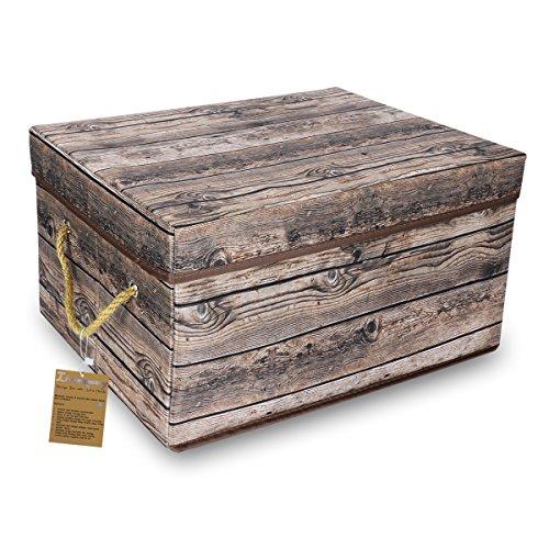 storage boxes wood - 4