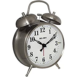 Big Ben 4 1/2 Twin Bell Alarm clock