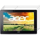 【3枚パック】【RISEオリジナル】Acer Aspire Switch 10E 液晶保護フィルム 防指紋 反射軽減 映り込み防止 マットタイプの高品質防指紋液晶保護フィルム …
