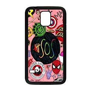 Custom Young Rock Group Design Plastic Case Protector For Samsung Galaxy S5 by icecream design