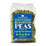 Hodmedods Roasted Peas Light Sea Salt - 300g (0.66lbs)