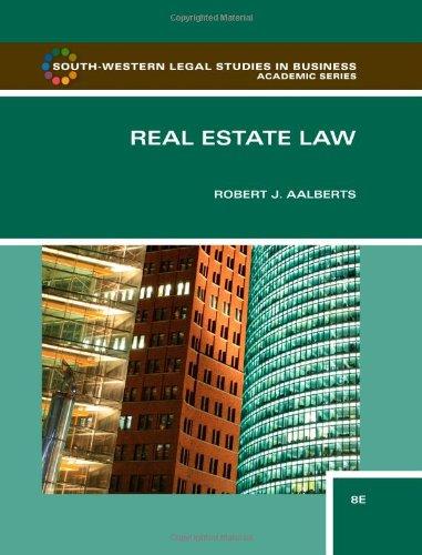 real-estate-law-real-estate-law-seidel-george