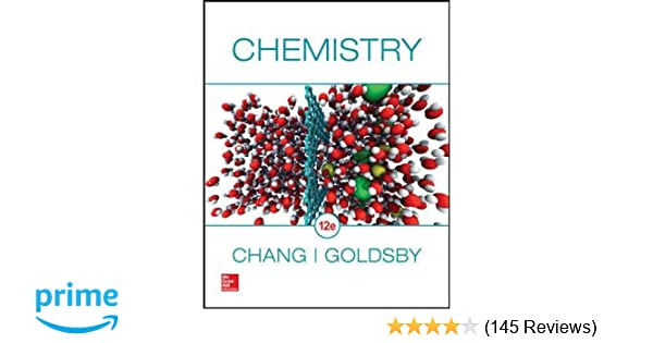 Chemistry raymond chang dr kenneth goldsby professor chemistry raymond chang dr kenneth goldsby professor 9780078021510 amazon books fandeluxe Choice Image