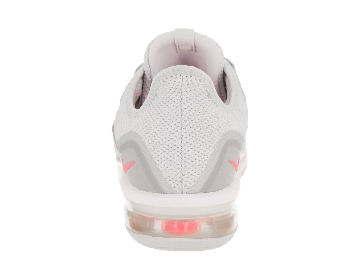 NIKE 3 Women's Air Max Sequent 3 NIKE Running Shoe B06XV117JM 8.5 M US|Pure Platinum/Racer Pink 3c8734