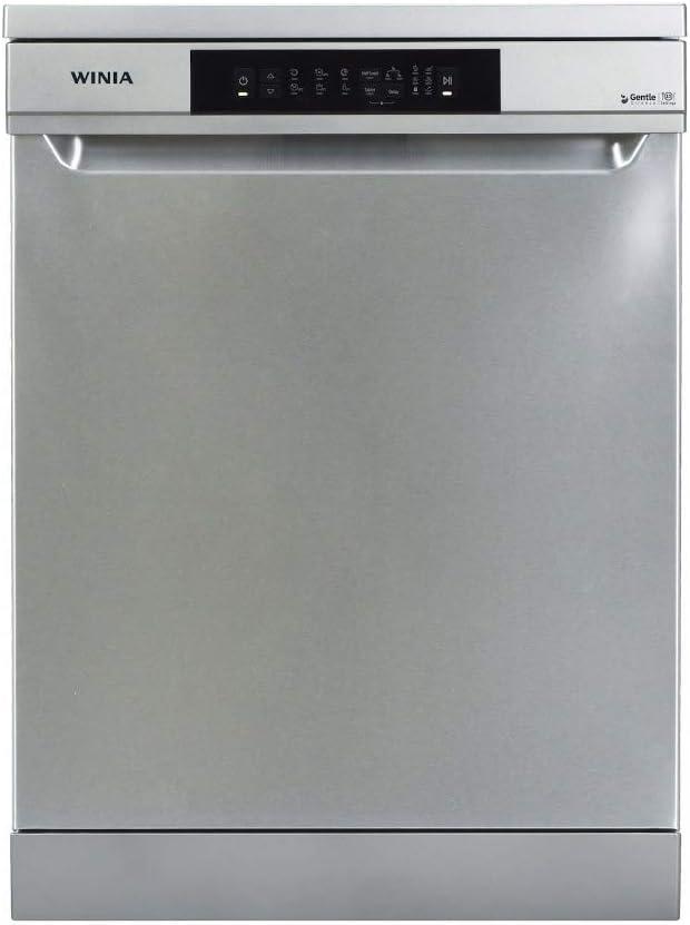Lavavajillas Winia Daewoo WVW13A15SI | Clase A++ | 13 Servicios |