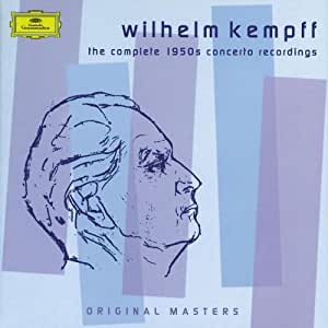 Wilhelm Kempff: The Complete 1950's Concerto Recordings