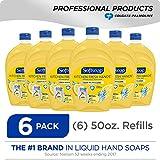 SOFTSOAP Antibacterial Liquid Hand Soap Refill, Kitchen Fresh Hands, 50 Ounce Bottle, Bathroom Soap, Bulk Soap, Moisturizing Antibacterial Hand Soap