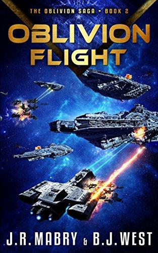 (Oblivion Flight (The Oblivion Saga Book 2) )