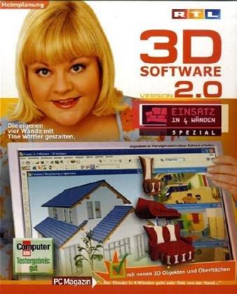 rtl 3d software 20 einsatz in 4 wnden - Tine Wittler Bewerbung