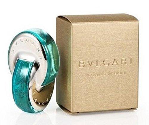(BULGARI OMNIA PARAIBA * Bvlgari 0.17 oz / 5 ml eau de toilette Miniature Women Perfume Splash )
