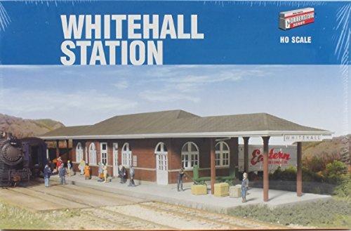 UPC 616374055265, Walthers Cornerstone Series Kit HO Scale Whitehall Station