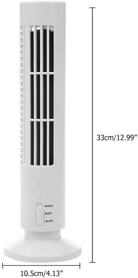 Einsgut Ventilatore a Torre Ventilatore a Torre oscillante con Telecomando Ventilatore a Colonna modalit/à Vento a 3 stadi