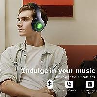 Ifecco Bluetooth Estéreo Auriculares Música Sobre oído