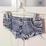 DaySeventh Sexy Cut Off Low Waist Women Denim Jeans Shorts Short Mini Hot Pants