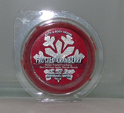 Bath & Body Works Wax Home Fragrance Melt Frosted Cranberry