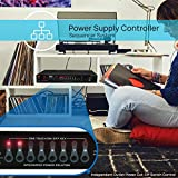 8 Outlet Power Sequencer Conditioner - 2200W Rack