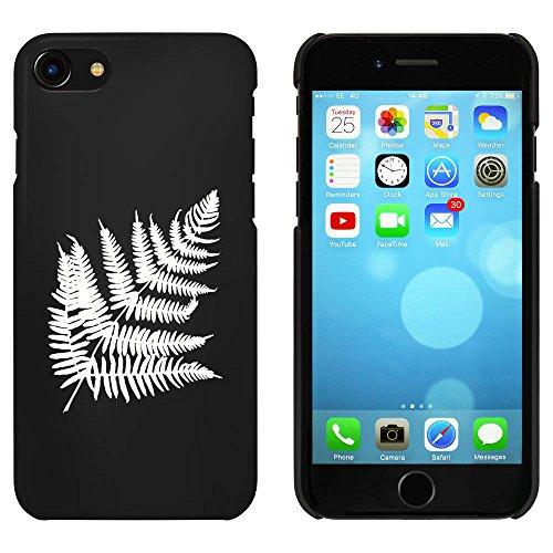 Noir 'Feuille de Fougère' étui / housse pour iPhone 7 (MC00077601)
