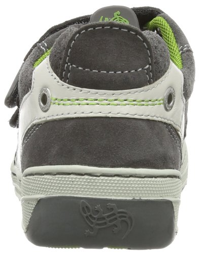 Lurchi Bruce Jungen Sneakers Grau (Dk.Grey)