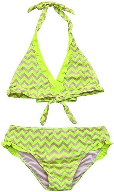 Baby Girls Floral Swimsuit Golden Bowknot Halter Top Bunny Headband Bikini Swimwear Sets Bottoms Brief Shorts