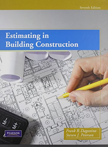Estimating in Building Construction with Student Workbook