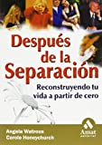 Despues de la Separacion, Angela Watrous, Carole Honeychurch, 8497350553