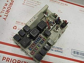 2005 nissan murano fuse box amazon com reused parts 04 07 fits nissan murano fuse box block  parts 04 07 fits nissan murano fuse box